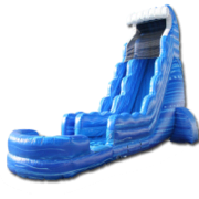 24ft Tsunami Waterslide