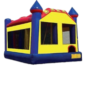 Castle Bouncer 5in1 w/Dry Slide