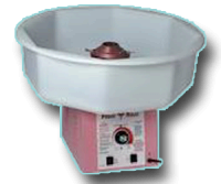 Cotton-Candy Machine -