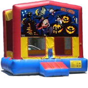 Halloween 4in1 Combo w/Waterslide