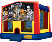 Trick or Treat Bounce House