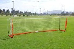 SET OF SOCCER GOALS