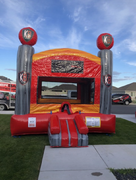 Knockerball Bounce House