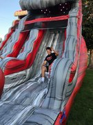 15ft wet/dry slide