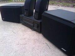 Music Sound System with Bose Speakers
