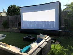 Outside Movie Night Complete