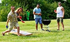 Cornhole / Bean Bag Toss