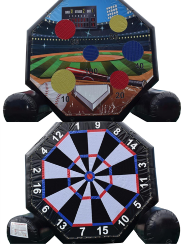 Giant Soccer Darts (double sided)