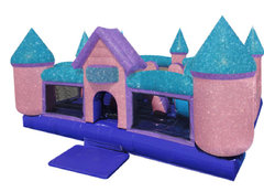 Princess Dream Castle Toddler Obstacle