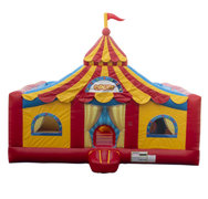 Carnival Circus Toddler Obstacle