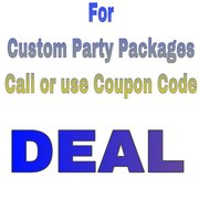 Custom Package DEAL(cannot be used with any other package)