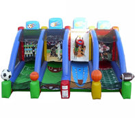4 in 1 Sports Center