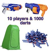 Nerf Party ages 6 & up