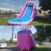 Royal Princess Palace Slide 20ft