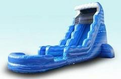 24ft Tsunami  Wave Slide