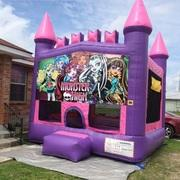 Monster High Castle Bouncer