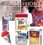 Concessions and Fun Food