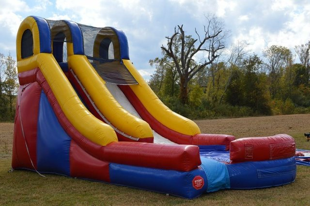 16ft Super Slide