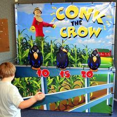 Conk A Crow Carnival Game