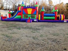 Multicolor combo obstacle course