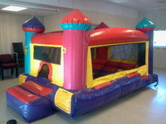 Mini Toddler Bounce House