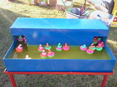 Pluck-A-Duck Duck Pond