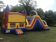 3n1 Super Combo Bounce House