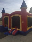 6n1 Castle Combo Bounce House