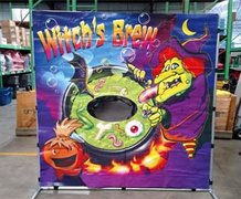 Witches Brew Carnival Game