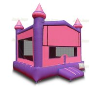 Pink and Purple Castle