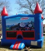 Thomas the Train Bouncer House