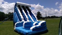 18ft Tsunami Dual Lane Waterslide