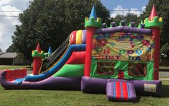 Happy Birthday Combo Bounce House