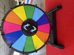 Happy Birthday Multicolor Castle