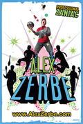 Alex Zerbe's Comedy Show and dynamic Stunts