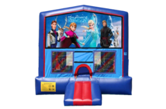 Frozen Themed Bouncer