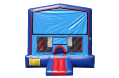 Themed Fun House (Blue)