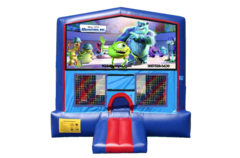 Monsters Inc. Themed Bouncer