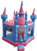 Princess Castle Bouncer