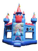 Princess Castle 2 Bouncer