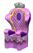 Queen Throne