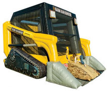 Skid Loader Bouncer