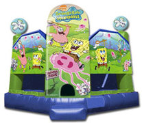 Sponge Bob Club Bouncer