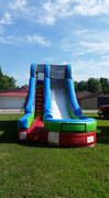 Water Slide / Single Slide ( Wet/Dry)