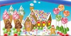 Candy land Panel