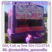 Deluxe Combo With Hoop - Pink Hello Kitty