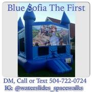 Deluxe Combo Blue - Blue Sofia The First