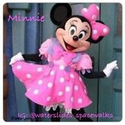 Minnie Party Character
