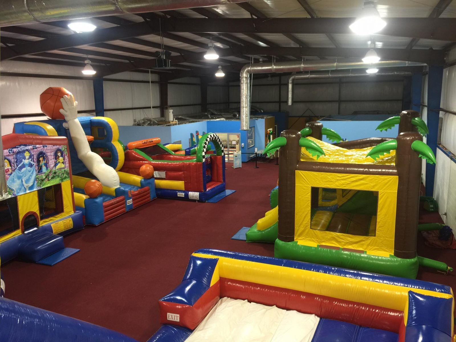 Bounce House In Knoxville Tn Event Rentals And Indoor
