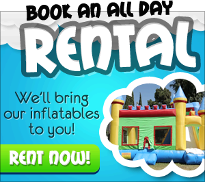 Bounce House In Knoxville Tn Event Rentals And Indoor Inflatable
